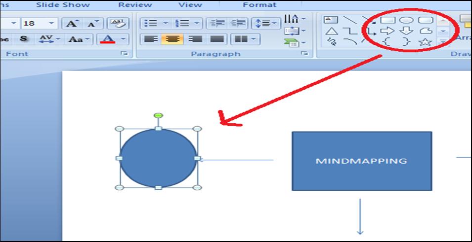 Mindmap Powerpoint