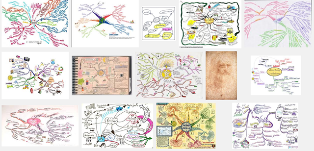 examples of hand drawn maps