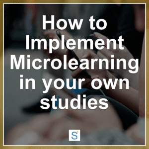 how to implement microlearning