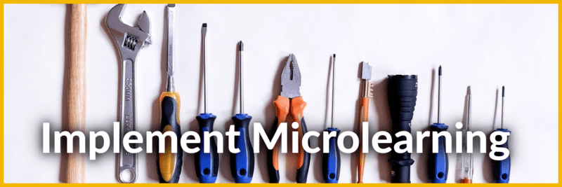 implement microlearning in your own studies