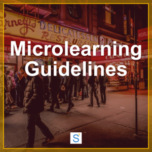 microlearning guidelines