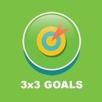 3x3 goals remove noise