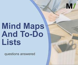 Mind Maps And To-Do Lists