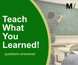 Teach What You Learned