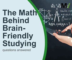 The Math Behind Brain-Friendly Studying