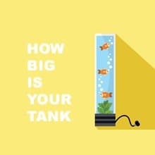 how big is your mental tank