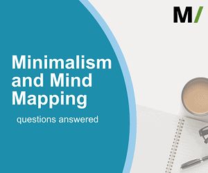 mind mapping and minimalism