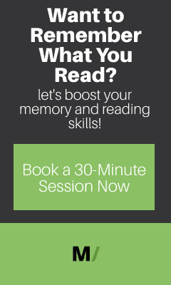 want to remember what you read?