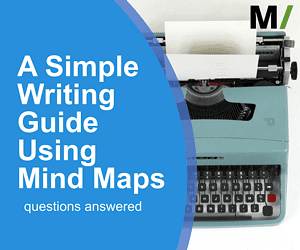 simple writing guide using mind maps