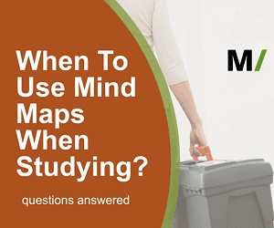 use mind maps when studying